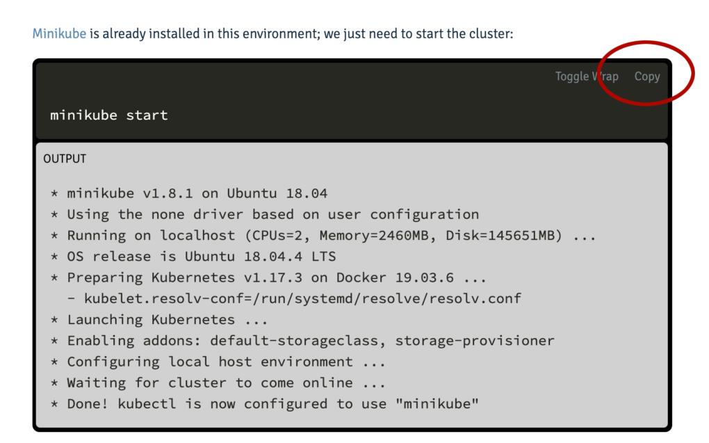 Cloud Native PostgreSQL Interactive Demo | Start minikube